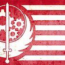 FLAG 2 by Funkymunkey