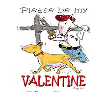 Valentine Bull Terriers. by Matterotica