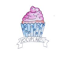 I Love Cupcakes by TeapotMysteries