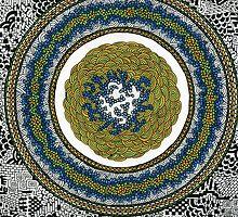 New Century Cell Work #1 by GabrielMSanford