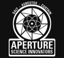 Aperture Science Innovators Logo (Portal) by Cramer