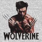 Wolverine Tee by Falling