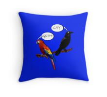 Let's Not Jump to Conclusions Throw Pillow