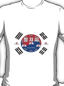 Crayon Pop Popjusshi (팝저씨) T Shirt (for light colored shirts) T-Shirt