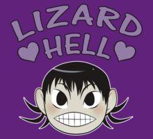 Midousuji Akira - LIZARD HELL T-Shirt
