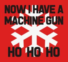 Die Hard - Now I Have A Machine Gun Ho Ho Ho by scatman