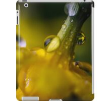 The drink of life iPad Case/Skin
