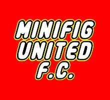MINIFIG UNITED FC by Customize My Minifig by ChilleeW