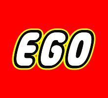 EGO by Customize My Minifig by ChilleeW