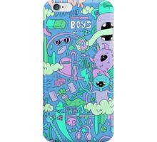 Boyz iPhone Case/Skin