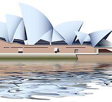 Sydney Opera House by siloto