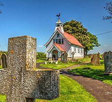Southrey Church by Jonathan Cox
