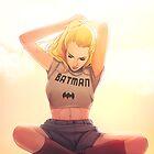 I want to be a superhero by kasiaslupecka