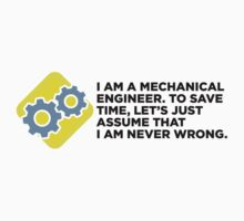 I'm a Mechanical Engineer by artpolitic