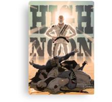 Jiu Jitsu Hero- High Noon Canvas Print
