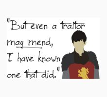 Edmund Pevensie Traitor Quote by redroseses