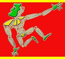Dance Warrior XIII by JimmyGlenn Greenway