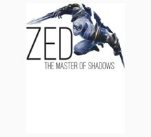 Zed- The Master Of Shadows by mcbobgorge