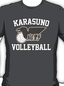 Haikyuu!! / Karasuno Volleyball Tee T-Shirt