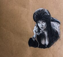 Elvira, Mistress of the Dark by DanFranklin