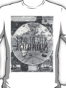 John Green -- Great Perhaps 003 T-Shirt