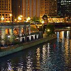 Chicago Riverwalk by Brian Gaynor