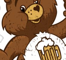 Beer Cares Sticker
