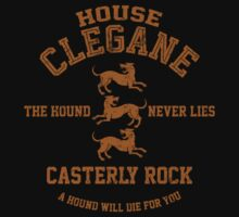 Team Clegane (Gold) by Digital Phoenix Design