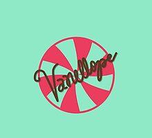 Vanellope Symbol & Signature by kferreryo