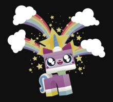 Princess Unikitty YAY! by beffles
