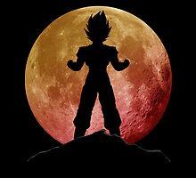 Goku  by AlexKramer