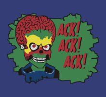 Ack! Ack! Ack! by CarloJ1956