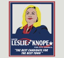 Vote Knope by CarloJ1956