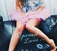 Spread Love - Blue by Spread-Love