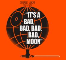 It's A Bad, Bad, Bad, Bad Moon by Blair Campbell