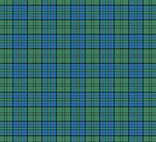 Clan Lockhart Tartan by thecelticflame