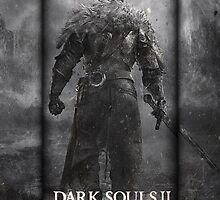 Dark souls 2 Prepare to die Cover by ItzVenom