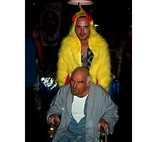 Breaking Bad - Halloween Photographic Print