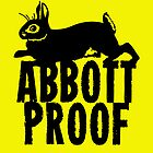 Abbott Proof Yellow Card & Prints by M  Bianchi