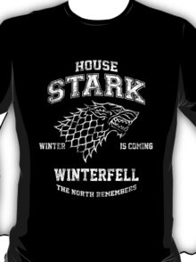 House Stark Athletics T-Shirt