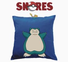 Snorlax Jaws Mashup Kids Clothes