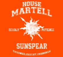 House Martell Athletics by ashden