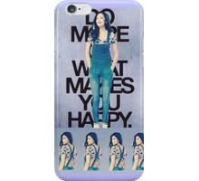 Happy Beth iPhone Case/Skin