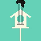 A bird stole my song by Budi Satria Kwan