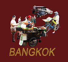 BANGKOK street scenes by DAdeSimone