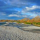 Rangitata River by Harry Oldmeadow