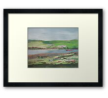 The Cove, Bantry Bay Framed Print