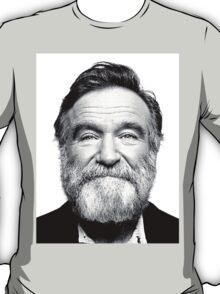robin williams beard T-Shirt