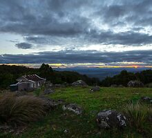 Scenic Rim Views by McguiganVisuals