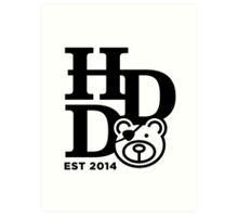 Hills District Dads Group  Art Print
